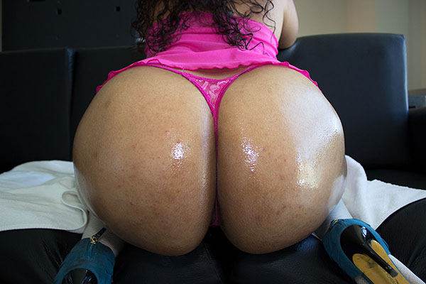 Big Huge Oiled Ass