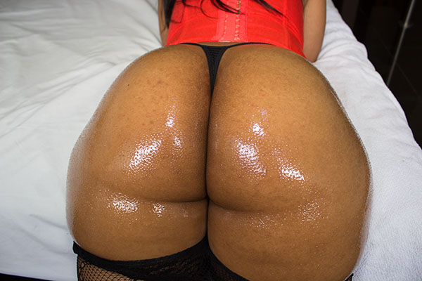 Oiled Up Ass 20